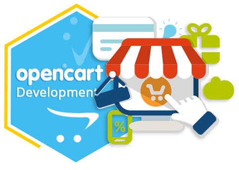 Opencart Website Development Services